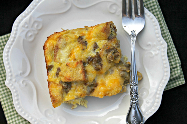 4 Ingredient Breakfast Casserole recipe 3