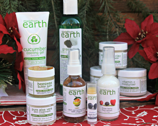 Solve Your Dry Winter Skin Problems With Made From Earth 3