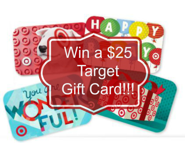$25 Target Gift Card