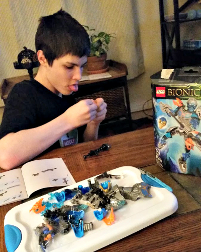 LEGO Gives Flight To Imagination In Kids