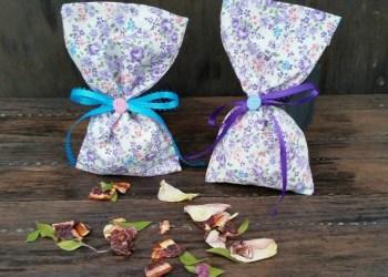 Homemade Potpourri And Sachet Bags Tutorial