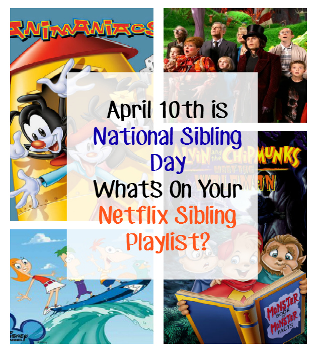 Netflix Sibling Playlist