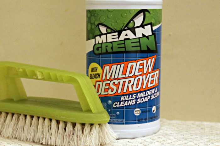 Ten Reasons I Love The Mean Green Cleaning Products mildew destroyer