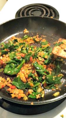 Vegetarian Lasagna Roll Ups Recipe cooking vegetables