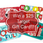 $25 Target Gift Card Back To School Giveaway!