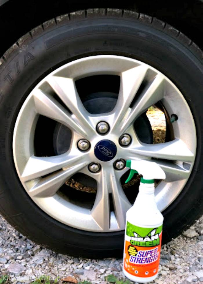 How To Easily Clean Tough Outdoor Projects With Mean Green