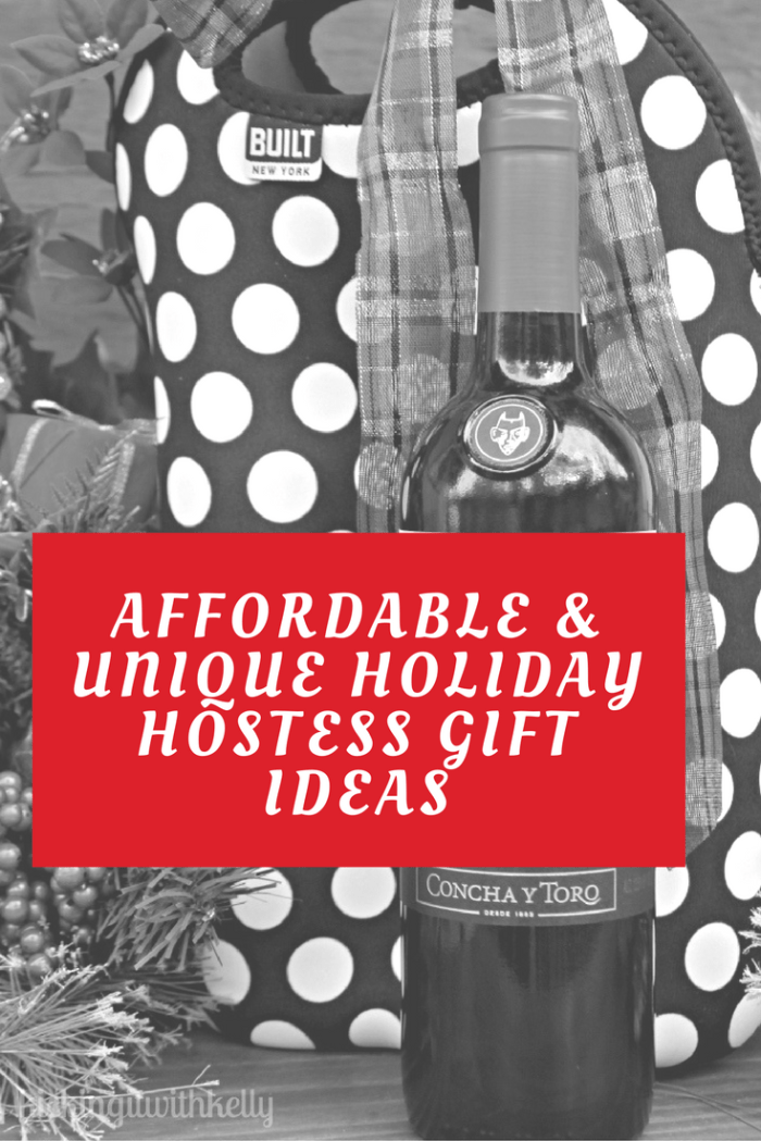 During this time of year, many of us have a ton of commitments. This ranges from the office holiday party to the family Christmas get together or your annual New Year's Eve celebration. No matter where you are invited, it is nice to offer your host or hostess something. Not sure what to bring? Try one of these five affordable and unique holiday hostess gift ideas!