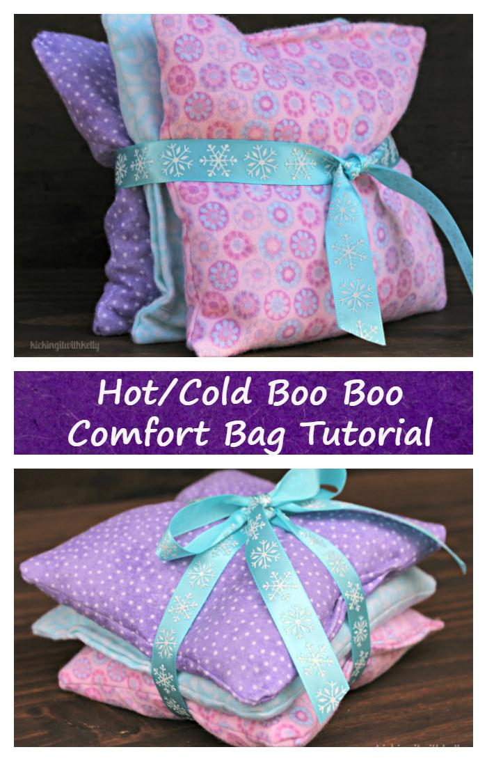 Don't let sore muscles after a #workout get in the way of your #fitness routine. My hot/cold Comfort Bags will help!