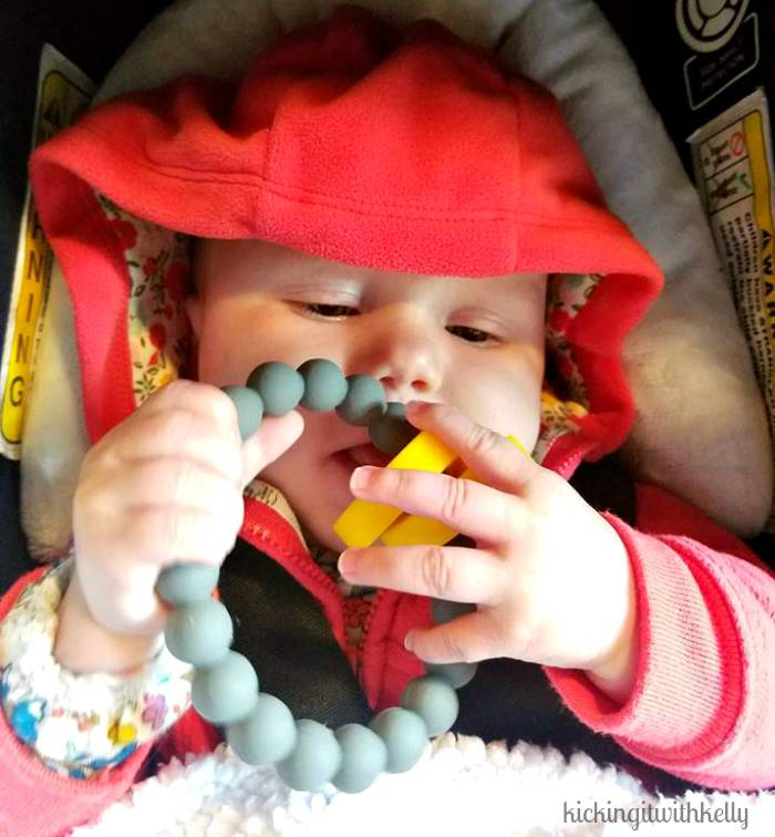 Five Natural Ways To Soothe A Teething Baby 2