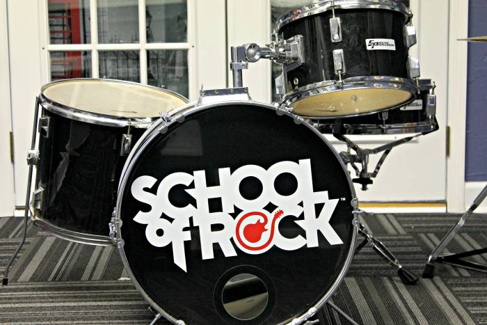 Have A Rocking Birthday At The School Of Rock In Knoxville! 4