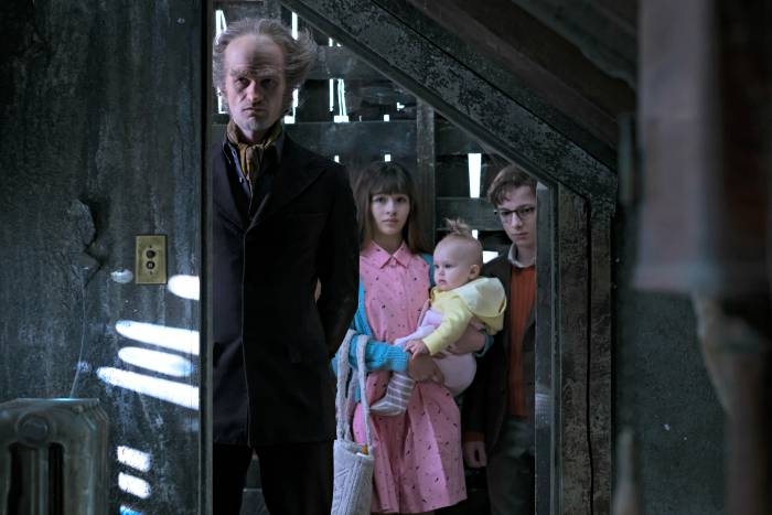 Lemony Snicket's A Series of Unfortunate Events Is Coming To Netflix!