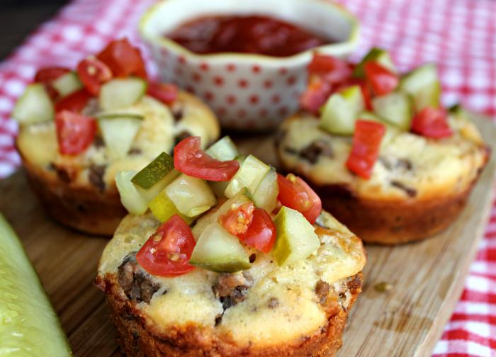 Loaded Cheeseburger Muffins Recipe Are A Fast And Easy Meal 4