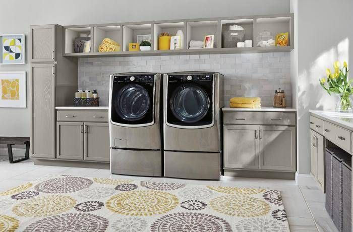 The LG Front Load Laundry From Best Buy Makes Doing Laundry A Breeze! LG Front Load 3