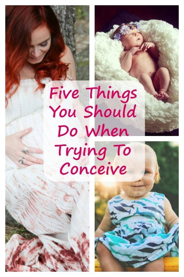 When I was going through my pregnancy trials, I read every book I could find. I wanted to do things differently than I had with my prior pregnancies. In that research, I found these top 5 things you should do when trying to conceive #ad @storkotc #TTCwithStorkOTC