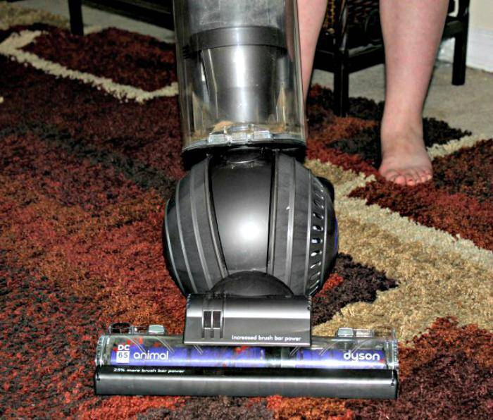 Five Areas In Your House You Need To Clean Every 1-3 Months vacuum