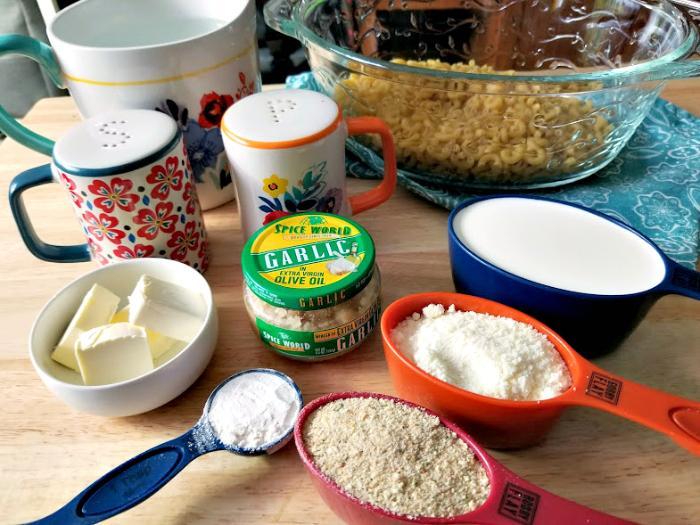 Creamy Tuscan Microwave Macaroni And Cheese 6