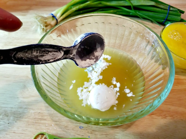 Easy 10 Minute Egg Drop Soup Recipe step 1