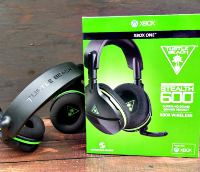 The Turtle Beach Stealth 600 Wireless Headset 3