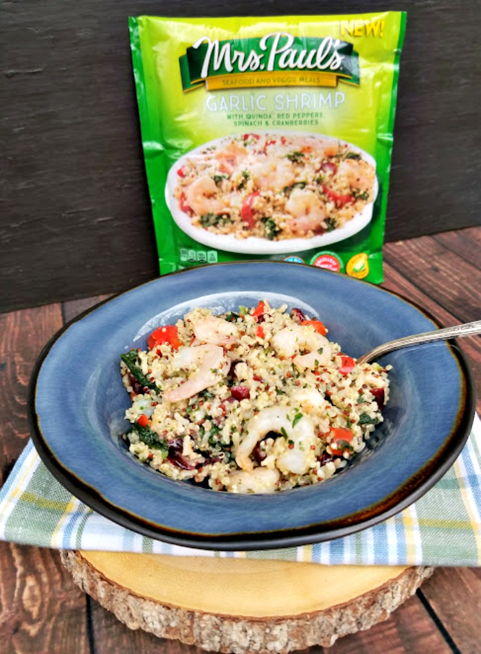 The New Mrs. Pauls Seafood and Veggie Meals are an Easy Meal Solutions For Good Friday (Or Anytime!)