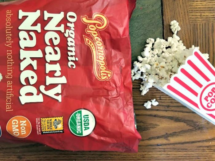 Nearly Naked Popcorn At Costco
