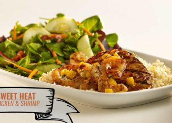Dive Into Cheddar's Fresh Summer Menu