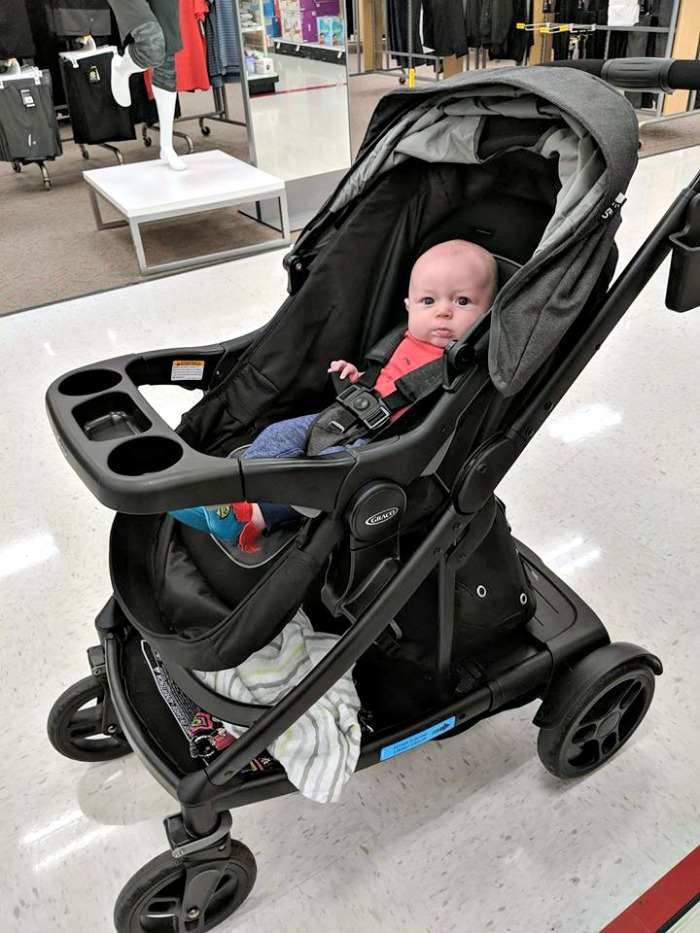 Traveling With Your Baby Is A Breeze With The Graco UNO2DUO 9