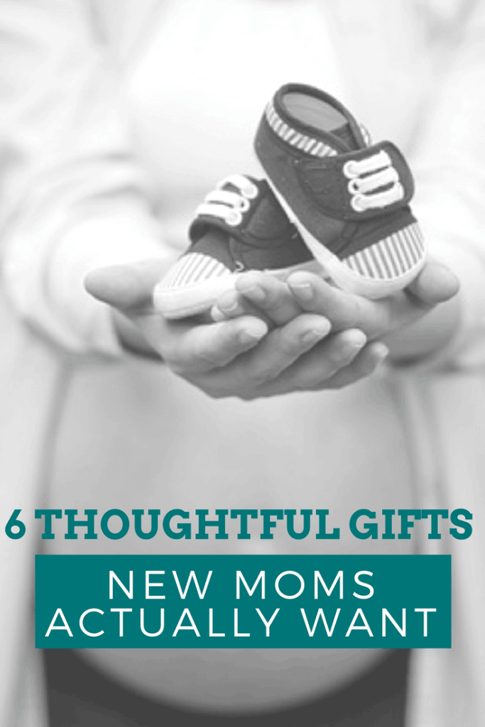 6 Gifts Moms To Be Actually Want For Themselves! #ad