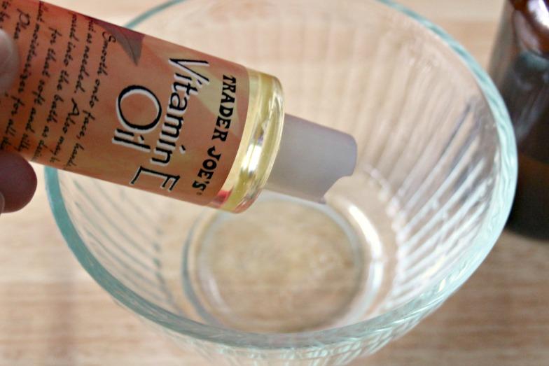 DIY Essential Oils Bug Repellent Spray Step 4