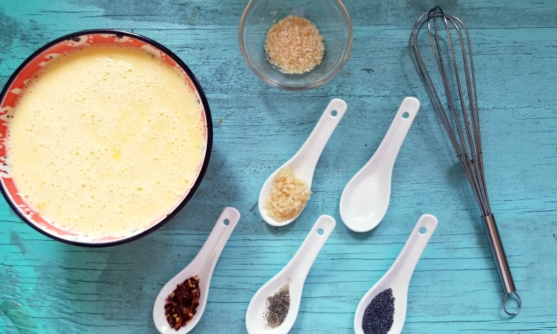 Everything Bagel Breakfast Casserole Recipe Step 4