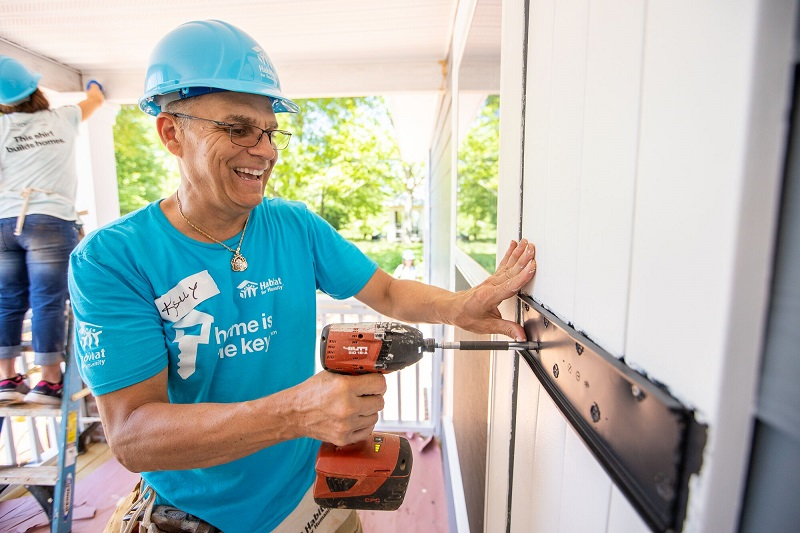 Habitat For Humanity Home Is The Key Program 2