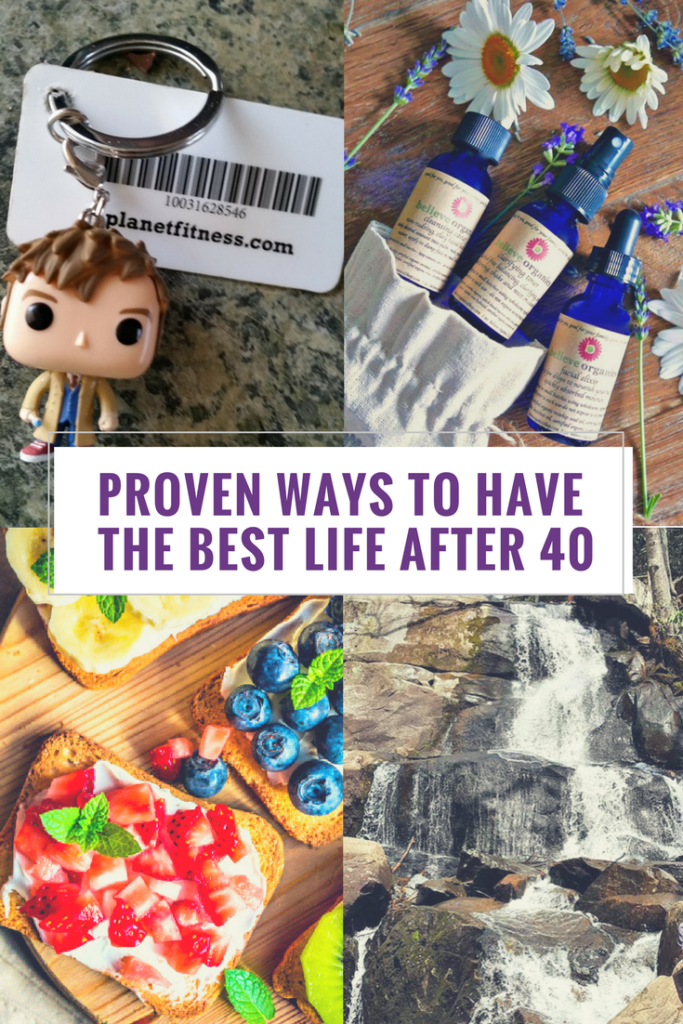 Do you fear getting older? I did! But with these 10 Ways You Can Have The Best Life After 40, I am embracing it and living life to the fullest and so will you! #ad @walmart #gopadfree #livepadfree #padfreelife