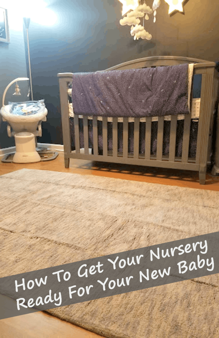 When you are expecting, there are so many things to do before your new bundle of joy arrives! Most parents worry about how to get your nursery ready for your new baby. Baby will feel right at home with these great tips! #ad @lorenacanals