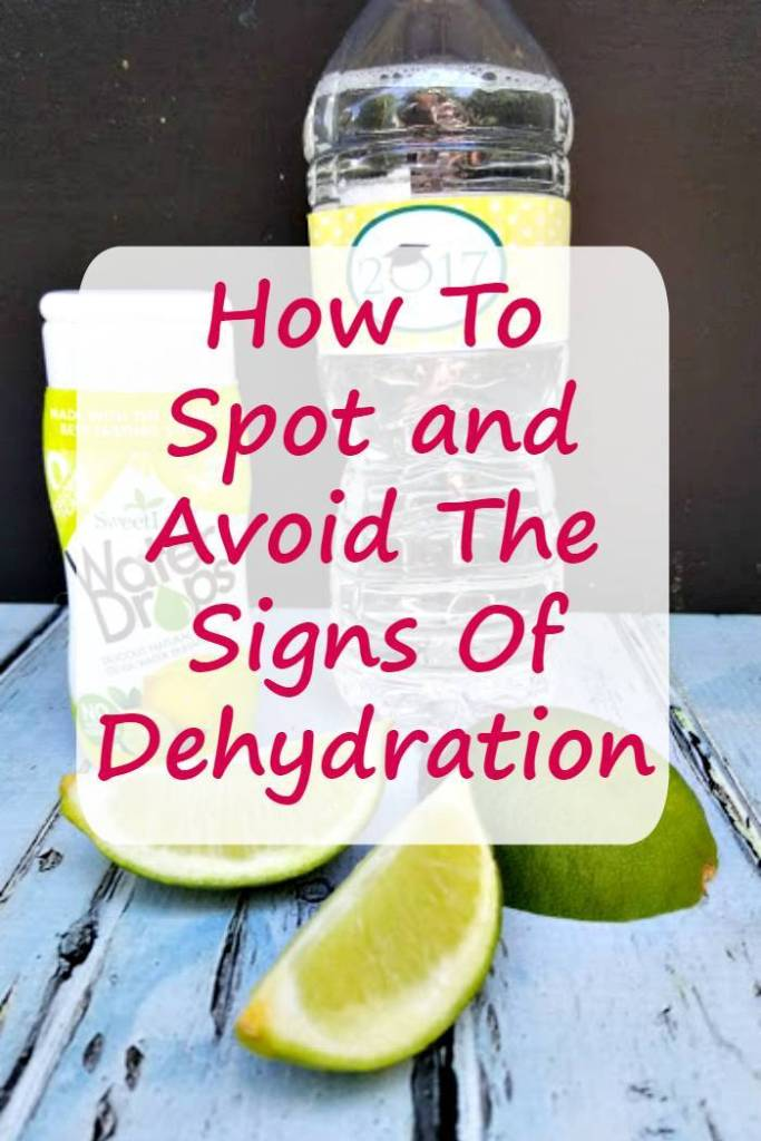 How To Spot And Avoid The Signs Of Dehydration Kicking