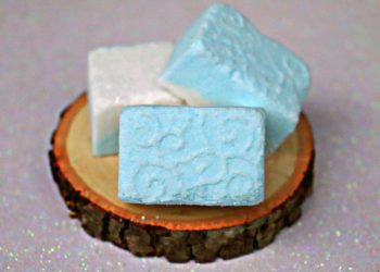 Essential Oils Breathe Easier Shower Melts Recipe 2