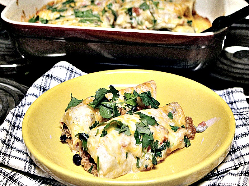 Pork Enchilada Recipe 3