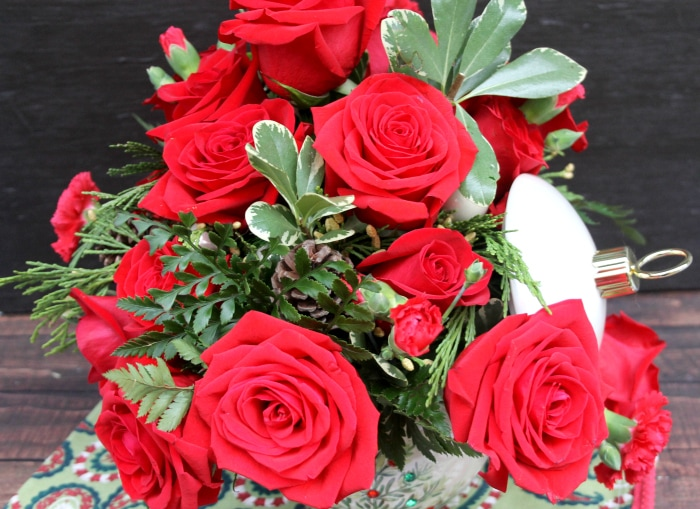Top The Nice List This Christmas By Giving Teleflora Floral Arrangements 2