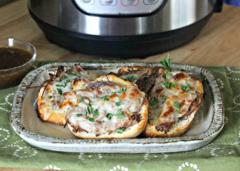 French Dip Sandwich Recipe pot