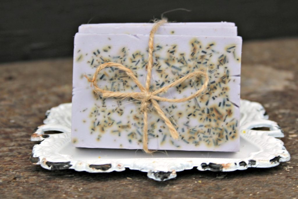 Skin Softening Lavender And Herb Essential Oils Soap Recipe