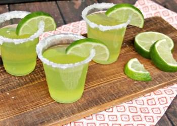 Top Shelf Lime Margarita Jello Shots Recipe 2