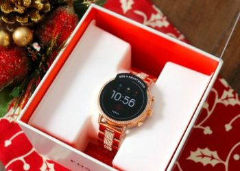 The Fossil Gen 4 Venture HR Smartwatch Makes The Perfect Gift