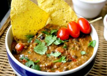 Spicy Mexican Beef and Cheese Dip