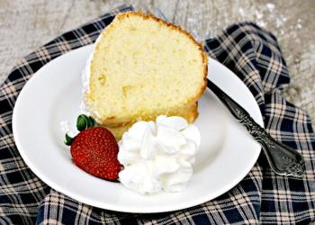 Traditional Pound Cake Recipe From Scratch 2