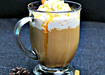 White Chocolate Caramel Latte Recipe