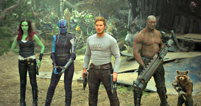 Guardians of the Galaxy Vol. 2 3