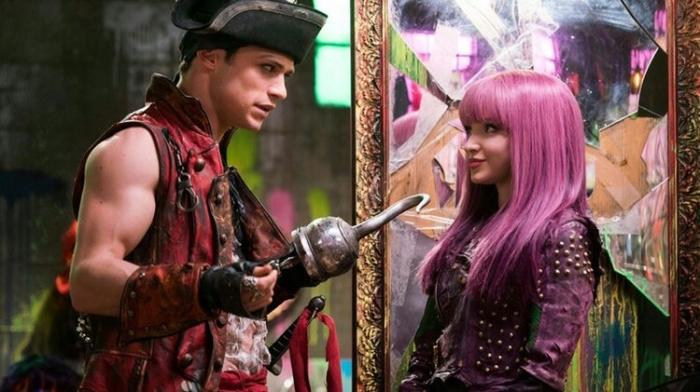 Descendants 2 Now On DVD new villains 2