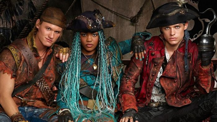 Descendants 2 Now On DVD new villains