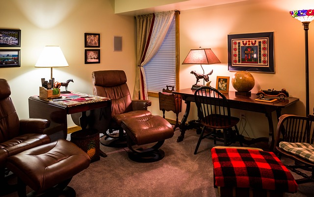 Tips For Designing The Perfect Man Cave seating