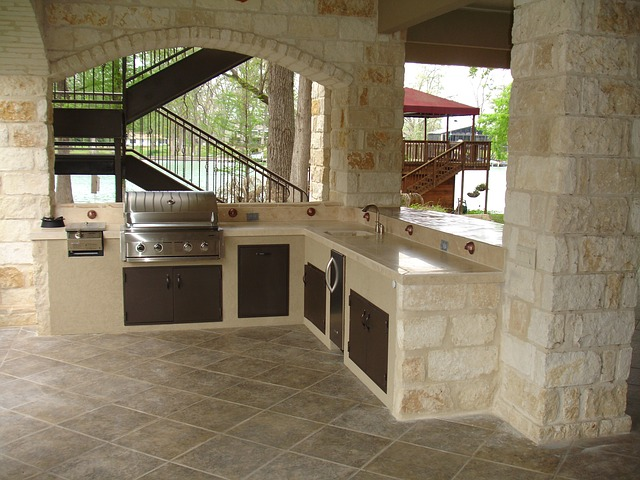 Planning the Perfect Outdoor Kitchen 2