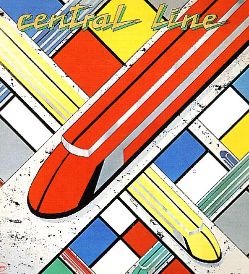 CentralLineAlbumCover