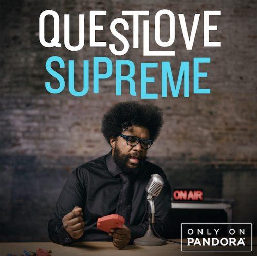 Pandora&Questlove
